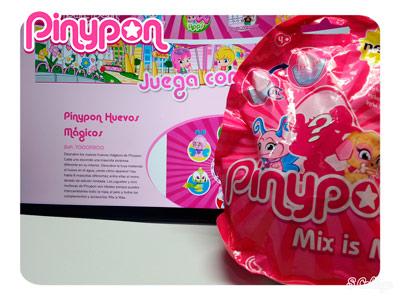 Huevos Mágicos de Pinypon