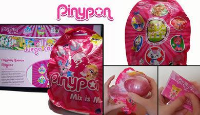 PinyPon huevo mágicos