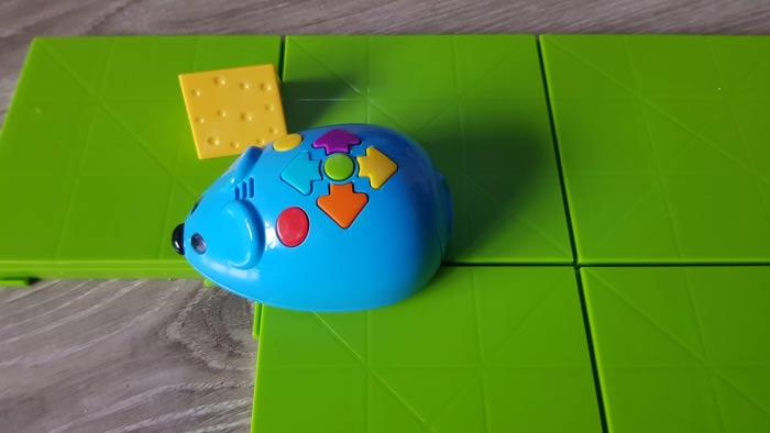 robot code go raton queso