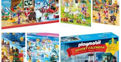 Calendarios adviento playmobil