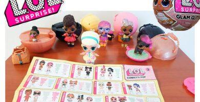 Muñecas LOL Surprise diferentes series