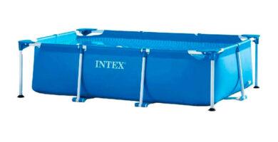 Piscina desmontable tubular Intex 28271NP