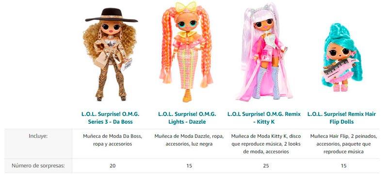 casa lol surprise muñecas incluida -sorpresas