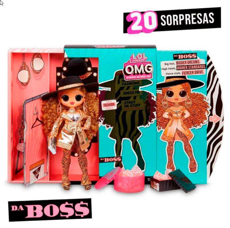 L.O.L. Surprise OMG Fahion Doll Daboss