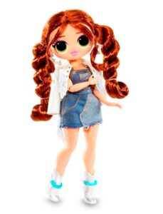 OMG Fashion Dolls Serie Remix Line Dancer Country Music