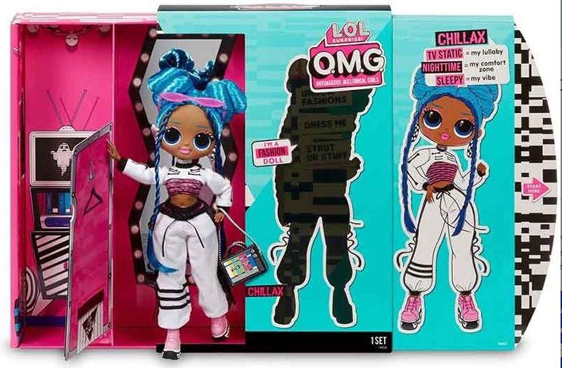 LOL Surprise OMG Chillax Fashion Doll