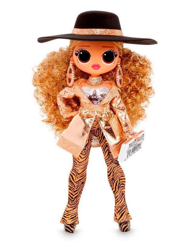muñeca LOL Surprise OMG Fahion Doll Daboss