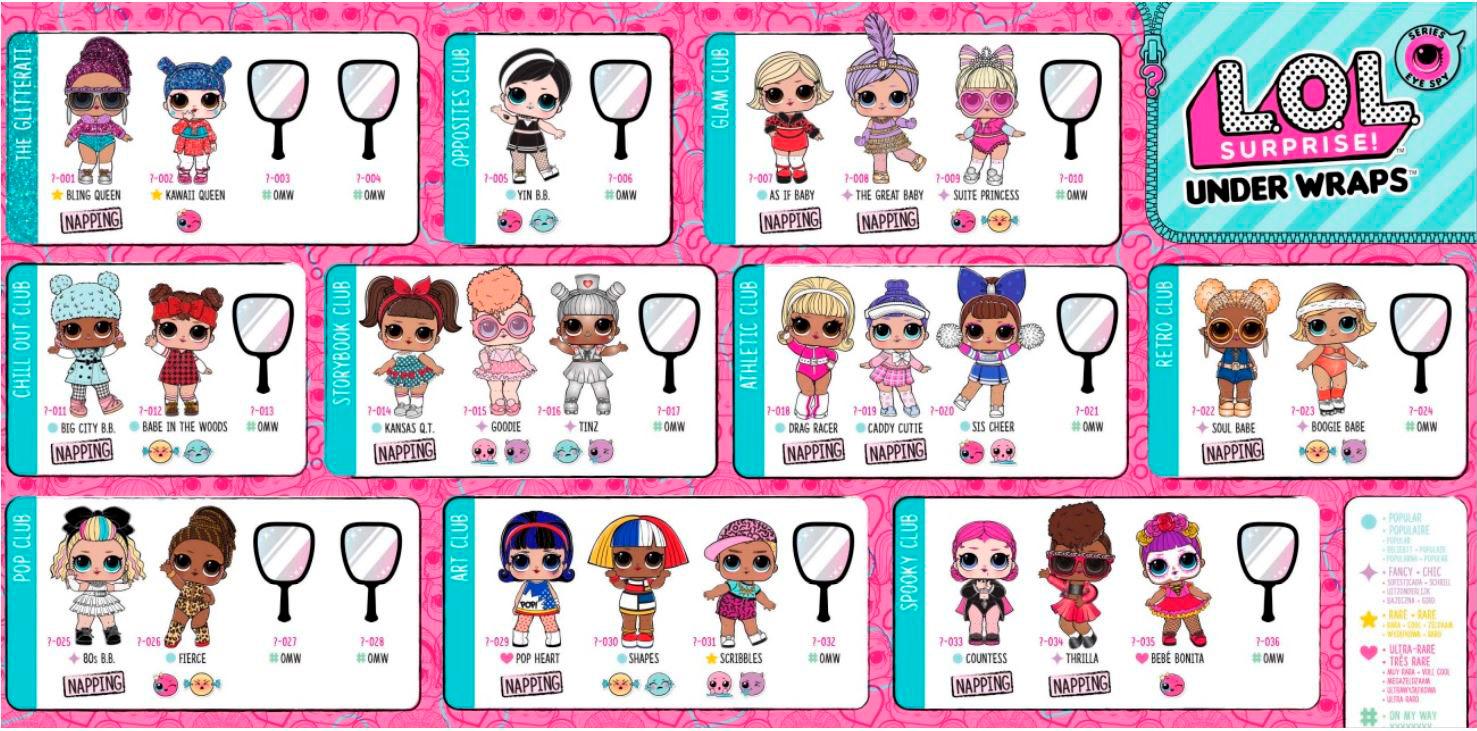 muñecas-colecion-lol-surprise-Eye-Spy-serie-4